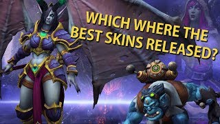 TOP 10  best Heroes of the Storm Skins of 2017 - HotS Talk