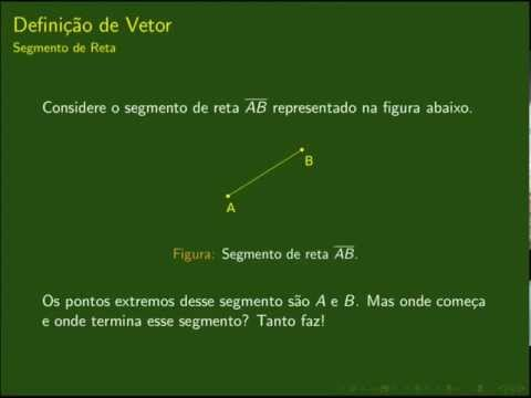 Download 01 Geometria Analtica   Definio de Vetor