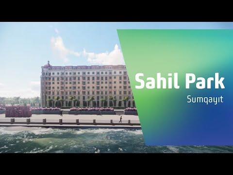 Kristal Abşeron - Sahil Park Yaşayış komleksi (Sumqayıt)