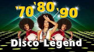 Best Disco Dance Songs of 70 80 90 Legends - Golden Eurodisco Megamix -Best disco music 70s 80s 90s Video