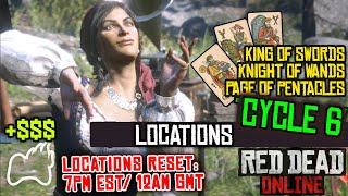 Red Dead Online Cycle 6 Locations King Of Swords Knight Of Wands Page Of Pentacles Rdo Youtube In a relationship situation, the two lovers now do not think of past: red dead online cycle 6 locations king of swords knight of wands page of pentacles rdo