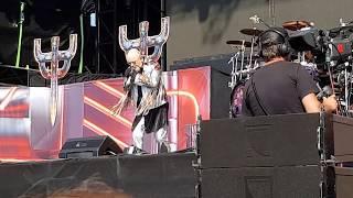 Judas priest -  firepower -  live Firenze rock 17.06.2018