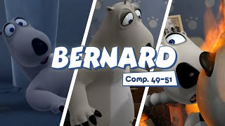 Бернард - 49-51 | Compilation  | Мультфильмы |