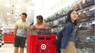 How to Film Pranks at Target with The Pooter - Farting at Target Prank