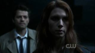 2. Castiel Talks to Anna - Supernatural 5.13. The Song Remains the Same