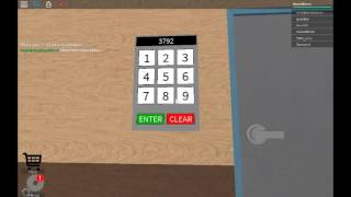 The code for the Elevator/Roblox #2