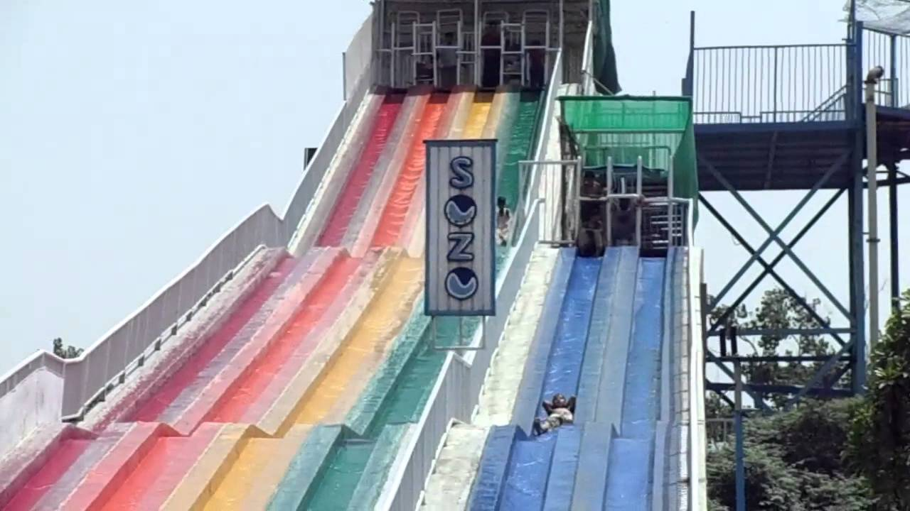 Sozo water park lahore may 2011 part 6 youtube - Swimming pool in bahria town lahore ...