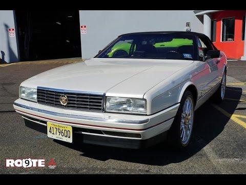 1992 Cadillac Allante Pininfarina Convertible