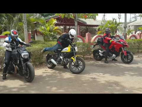 Ducati new Bikes in india