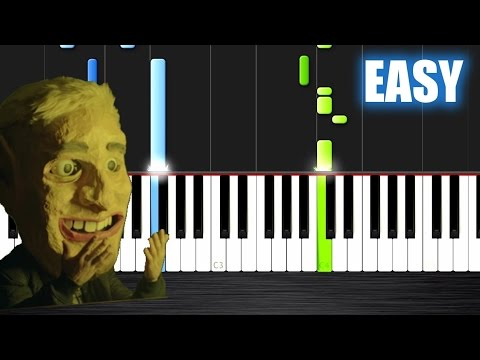 Mike Posner - I Took A Pill In Ibiza - EASY Piano Tutorial by PlutaX