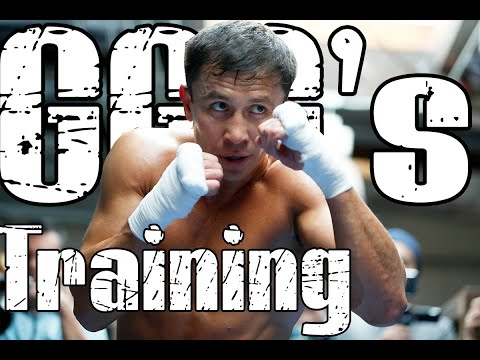 "Gennady ""GGG"" Golovkin TRAINING - He's Ready For Canelo"