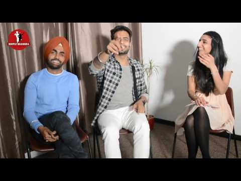 Exclusive 'Candid' Interview with Ammy Virk & Mankirt Aulakh