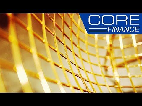 Gold spikes on USD meltdown - Core Finance