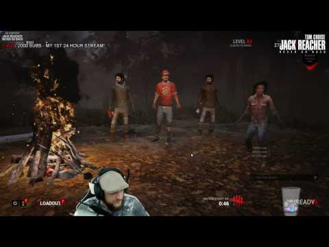 Dead by Daylight - BARE-BONES SURVIVOR CHALLENGE!