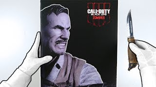 The $250 Richtofen Collector's Edition Unboxing (Call of Duty Black Ops 4 Zombies Origins Statue)