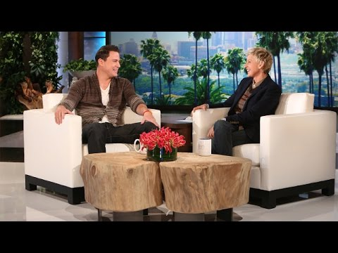 Ellen's Hot Guys: Channing Tatum on Dancing in Thongs