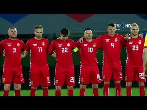 Rumunija - Lietuva 1:0 | Giurgiu 2016 kovo 3d.
