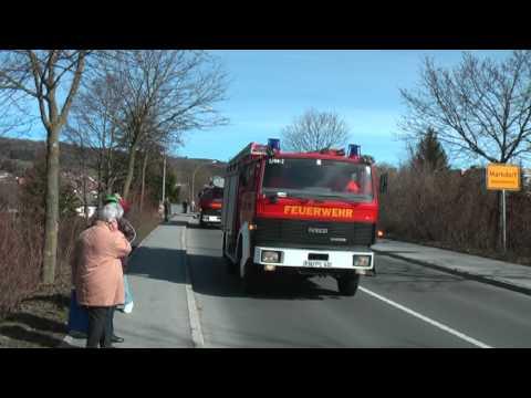 Freiwillige Feuerwehr Markdorf Umzug