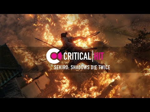 Sekiro: Shadows Die Twice - Senpou Temple gameplay