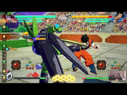 How to do rejump combos in DBFZ