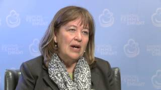 Rosemary McCarney, Co-Chair of the Canadian Network of MNCH and President and CEO of Plan Canada