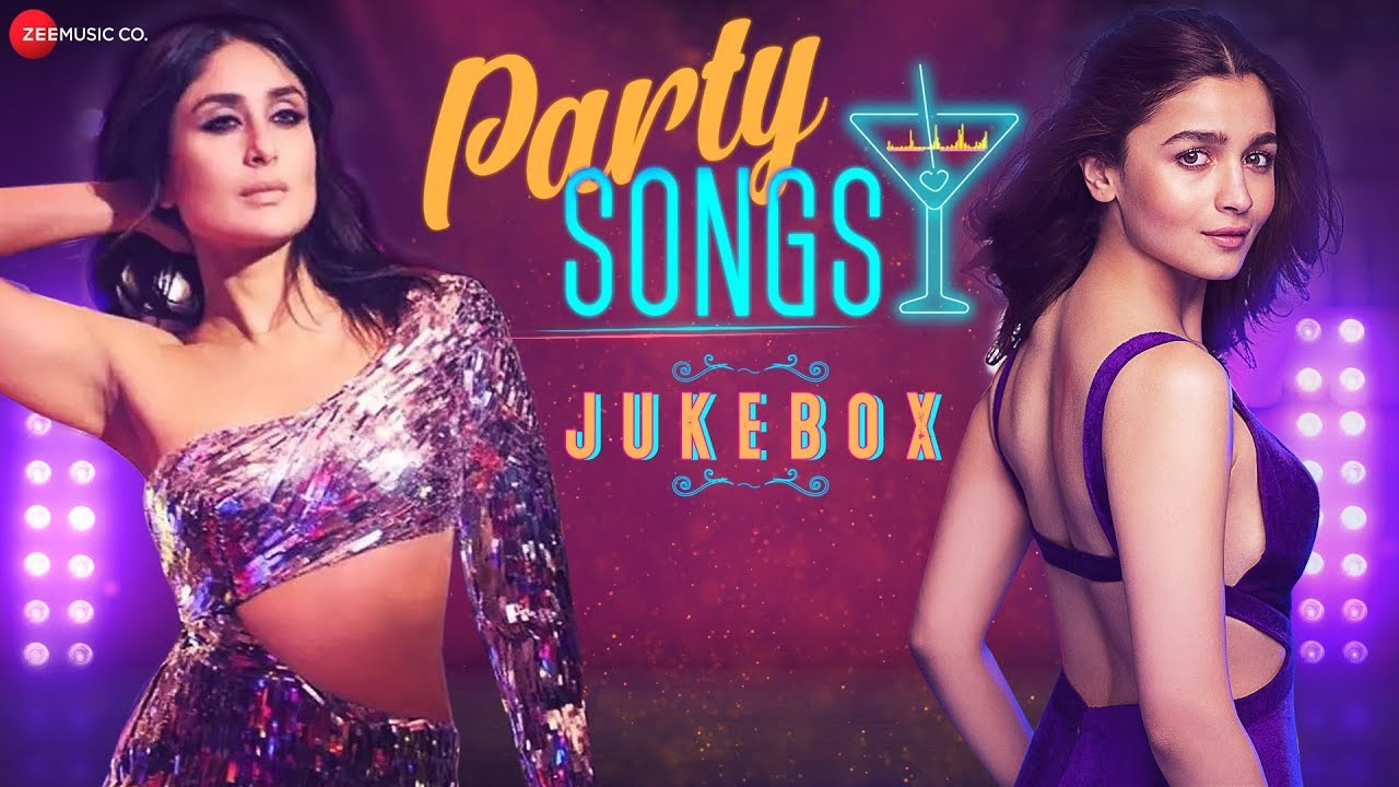 Download Party Songs Audio Jukebox - Chandigarh Mein, Kala Chashma, Hook Up Song, Pallo Latke| Happy New Year