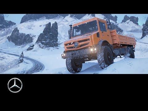 Forza Horizon 4: Mercedes-Benz on Fortune Island