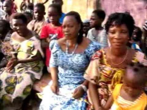 TOGO-Initiation d'un grand Feticheur origine du BENIN et du TOGO-Paul Ekue Kitcha Dit Diop -