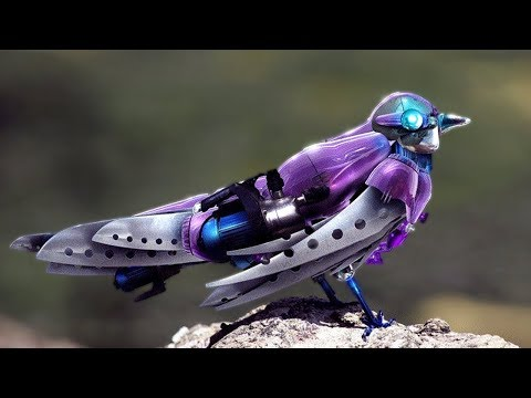AMAZING ROBOTIC ANIMALS YOU MUST SEE | BEST VIDEOS LATEST TECHNOLOGY