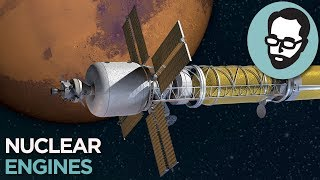 The Nuclear Rockets That Could Get Us To Mars And Beyond | Answers With Joe