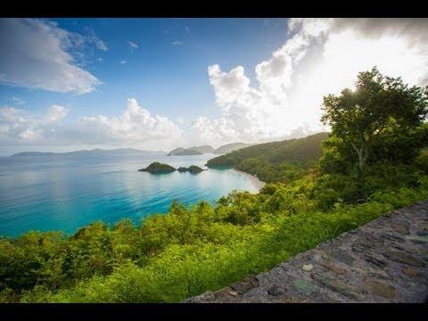 ST. JOHN  / U.S. VIRGIN ISLANDS in 4K (Ultra HD)