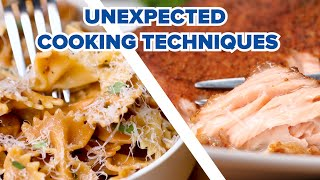 4 Unexpected Cooking Tricks