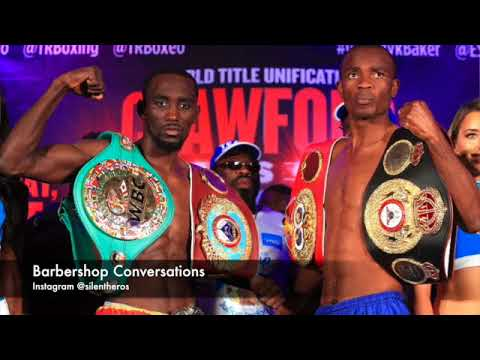 Crawford v Indongo Prediction!Arm Speed vs Foot Speed!