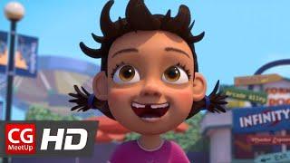 "CGI 3D Animation Short Film HD ""A Bumpy Ride"" by Chang Shu | CGMeetup"