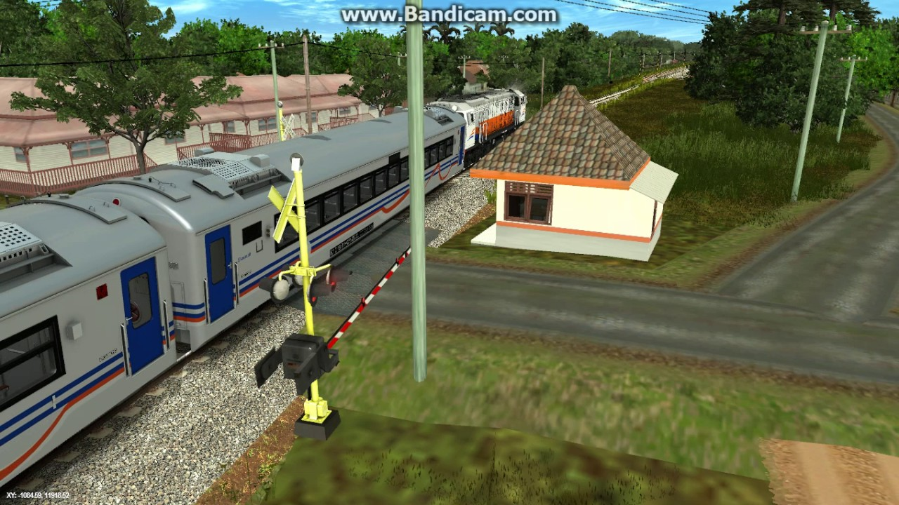 Indonesian Trainz Simulator 12 with Vinesoft Adds On - YouTube