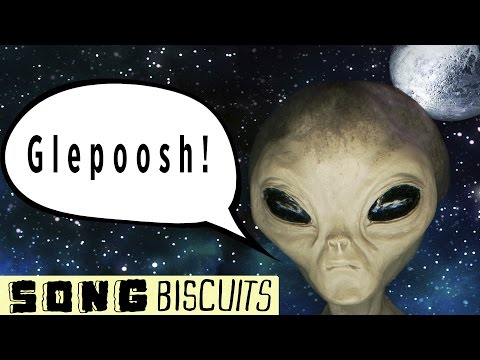 The Alien Curse Words Song