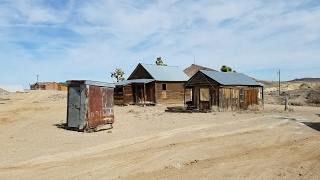 NEVADA'S BEST MINING TOWNS....