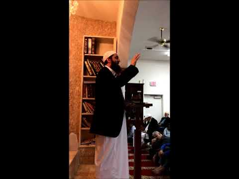 Khutbah Natural Disasters 2017