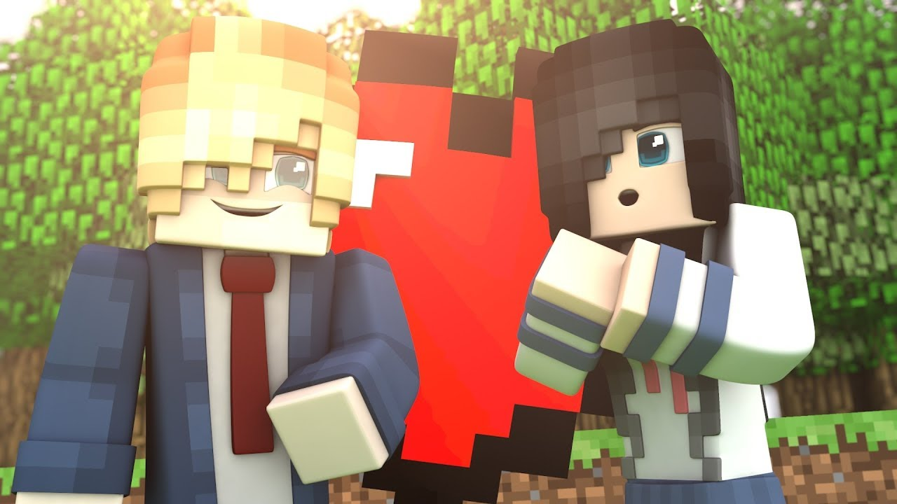 RIVALES EN AMOR Yamato High School 20 Roleplay En Minecraft YouTube