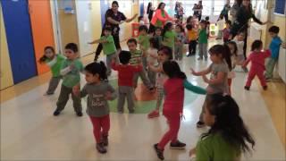 Chayanne - Madre Tierra (Oye)  zumba kids junior (JARDÍN INFANTIL GIRASOL)