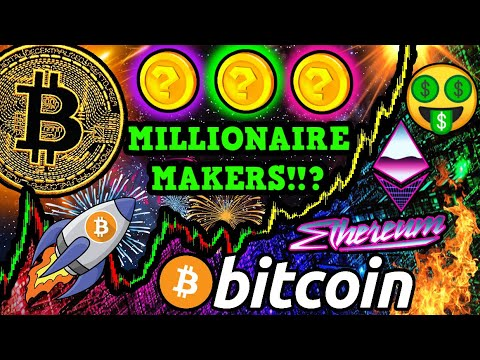 BITCOIN BULL RUN is STARTING!! 3 ALTCOINS That WILL Make MILLIONAIRES!! $12,225 BTC