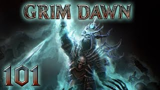 Let's Play - GRIM DAWN - [101] - [DEU/GER]: Die Hexe