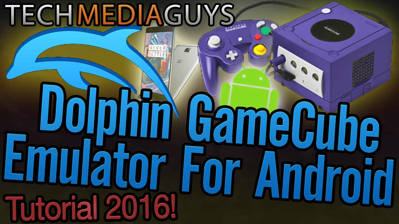 emulateur gamecube dolphin