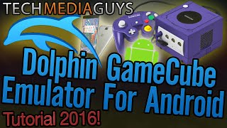Dolphin GameCube Emulator For Android! Installation Tutorial 2016