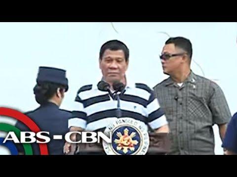 TV Patrol: Duterte, iaatras ang militar sa Marawi kung ipawalang-bisa ang martial law