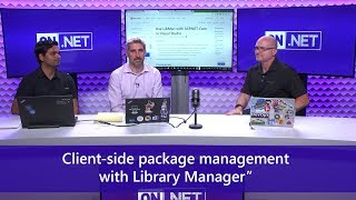 Client-side package management with Library Manager