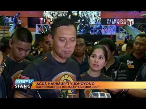 AHY Bantah Kumpulkan RT/RW se-DKI Jakarta