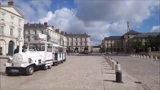 LE PETIT TRAIN TOURISTIQUE  D ORLEANS
