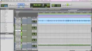 Basic Mix Automation - TheRecordingRevolution.com
