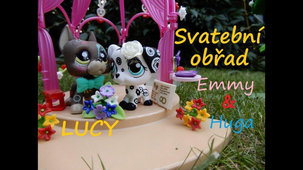 Littlest Pet Shop - LUCY: 10. díl Svatební obřad Emmy a Huga
